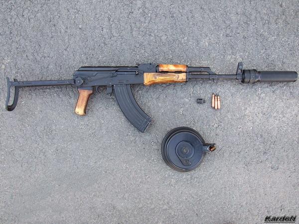 AK cu PBS-1