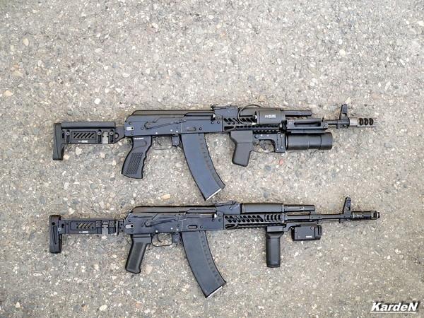 AK74 by Zenit