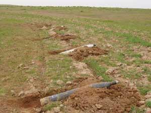 Sistem de lansare - Irak