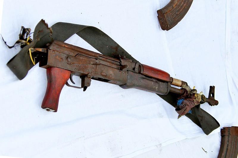 Kalașnikov - versiunea somaleză