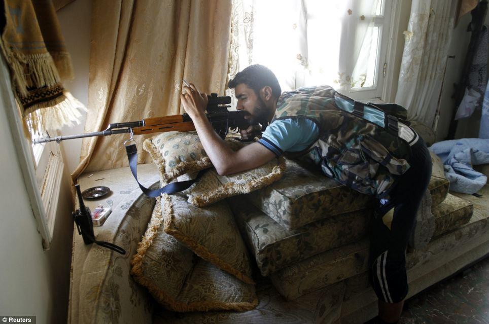 Syria special