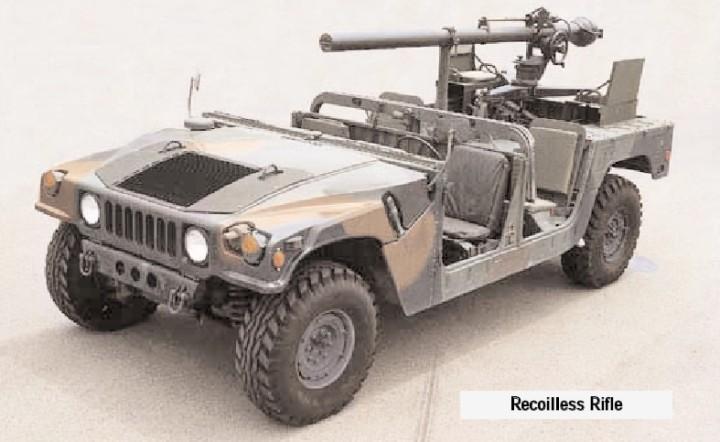 Humvee Special