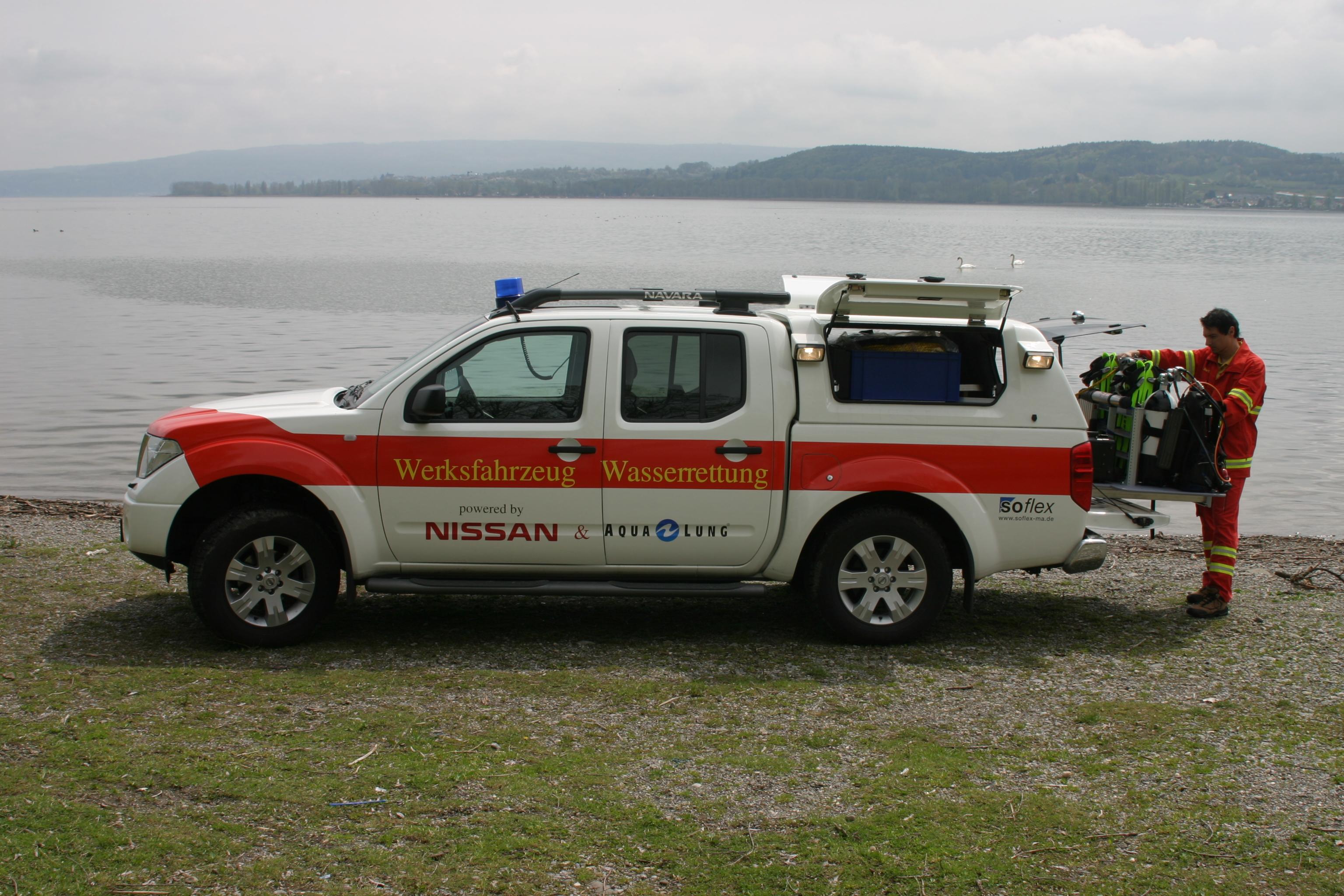 Nissan germanez de intervenție