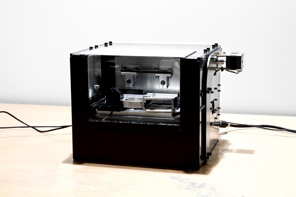 CNC de masă