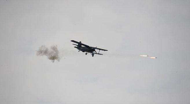 An-2 rachetist