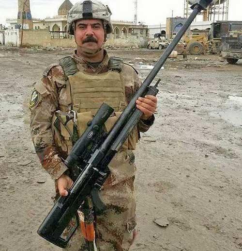 AM50 în Irak